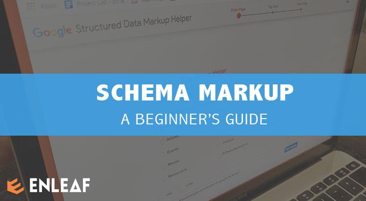 Schema Markup A Beginner's Guide